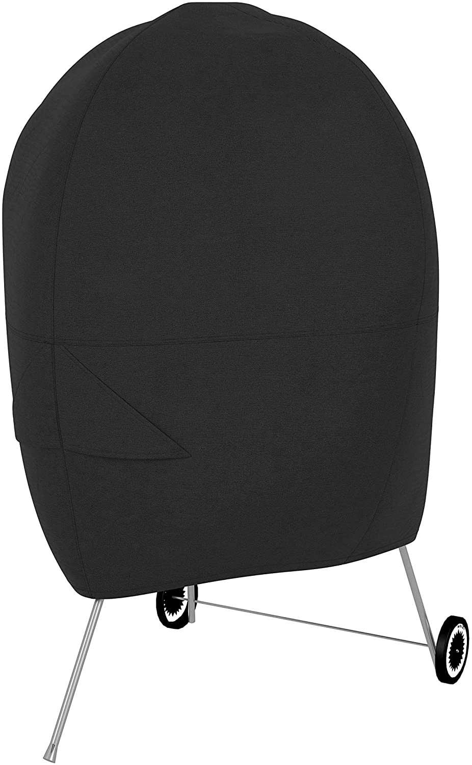 The best grill cover for kettle-shaped grills- AmazonBasics Kettle