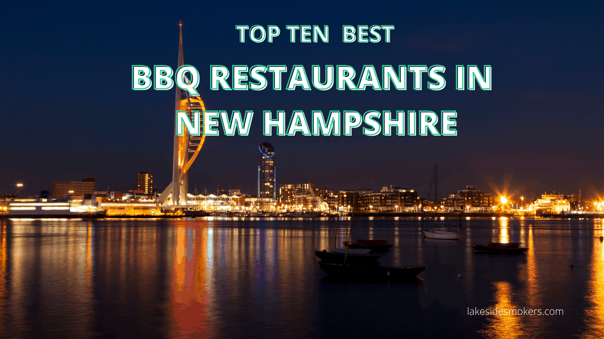 Top 10 best BBQ restaurants in New Hampshire [NH] worth a visit