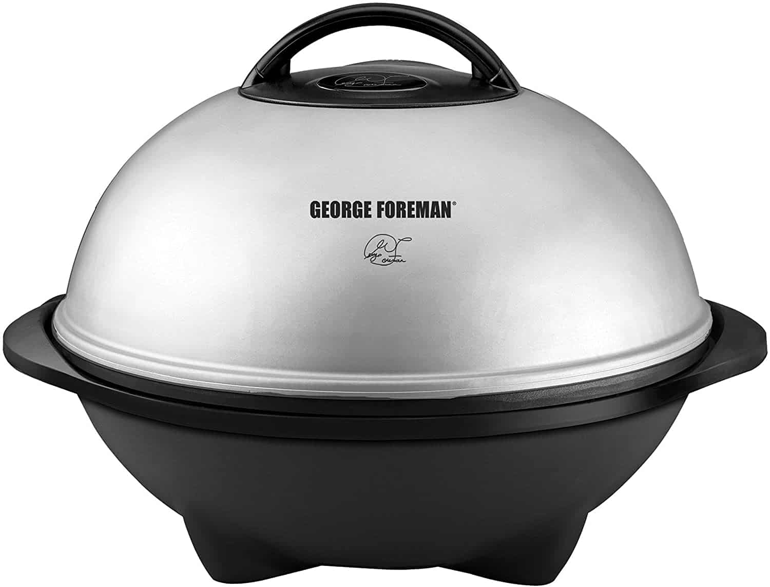Best 'healthy' electric grill- George Foreman 15-Serving without stand