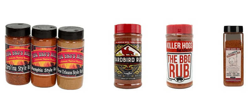 Best BBQ rub   Get these top 5 favorites for the best flavor