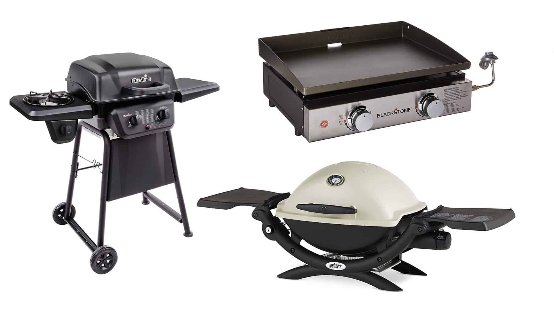 Best grill under 200 reviewed best options for a small budget