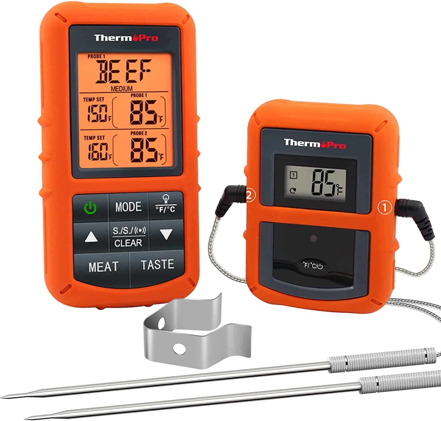 Best leave-in thermometer-ThermoPro TP20
