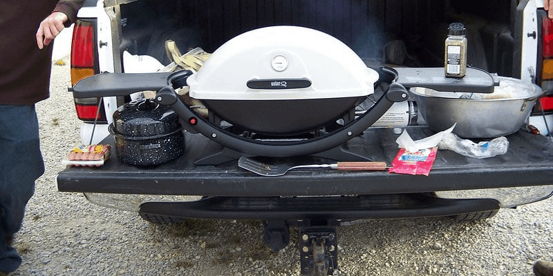 Best tailgate grill | Take your BBQ on the road [top 4 reviewed]
