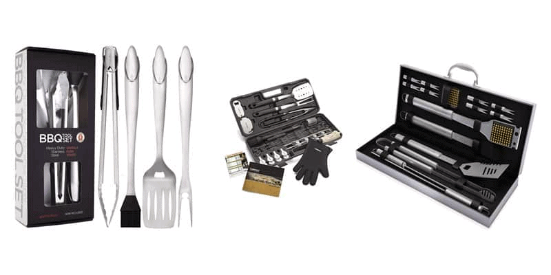 The Best Grill Tool Sets for BBQ cooking reviewed