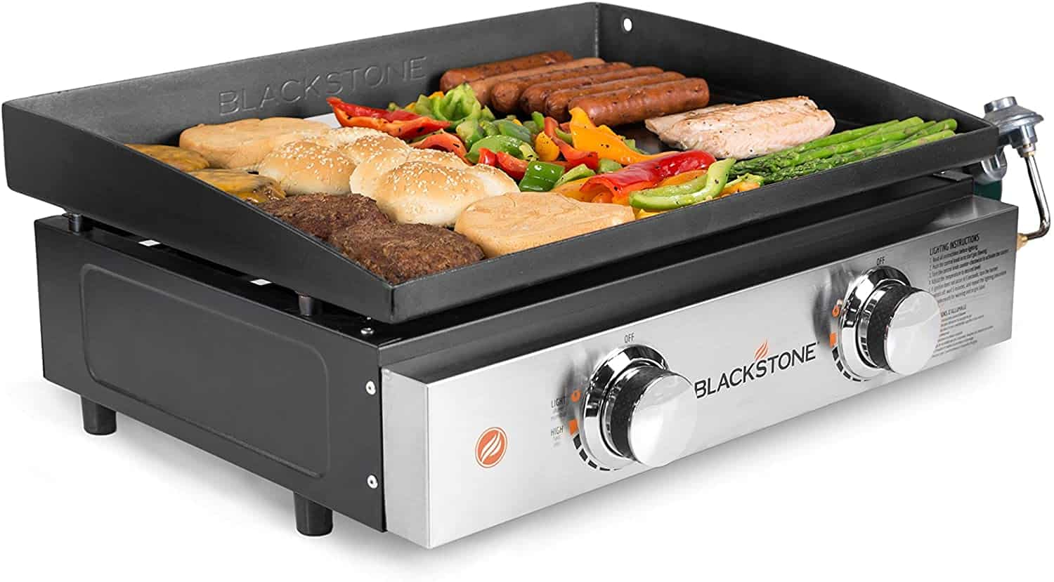 The best tabletop griddle- Blackstone Tabletop Grill 22 Inch