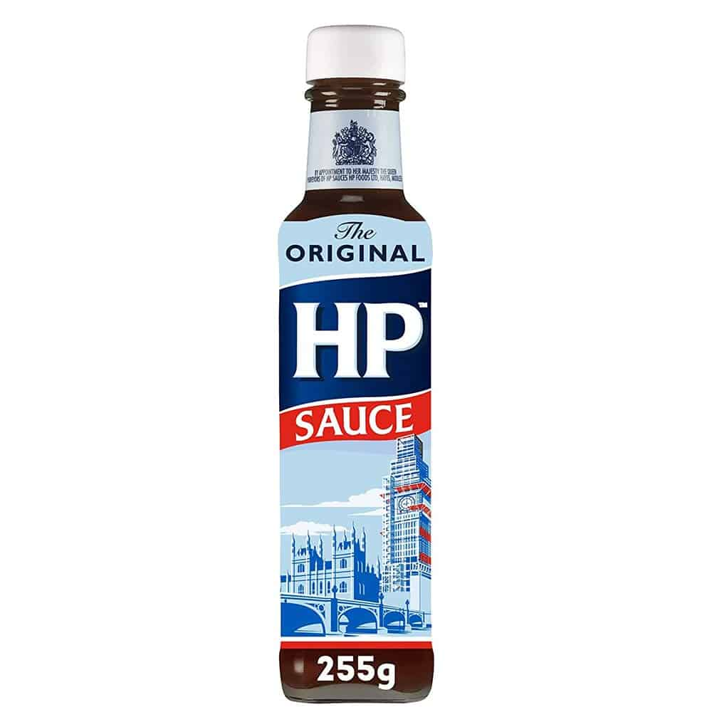 The one and only- HP Original Sauce
